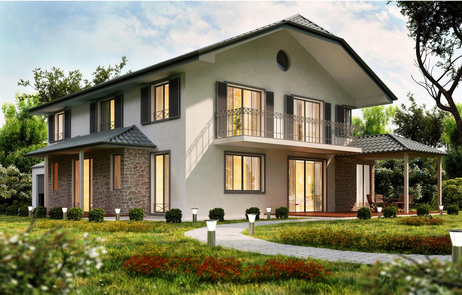 Acquistare consapevolmente e senza errori un immobile for Moderni minuscoli kit di case