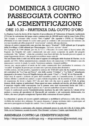 thumbnail of Volantino per passeggiata 3 giugno 2018 Gotto d'Oro
