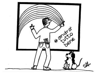 La vignetta di Sabino