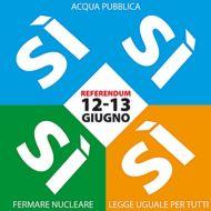 4 sì ai referendum del 12 e 13 giugno