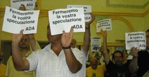 L'ADA al consiglio comunale di Marino