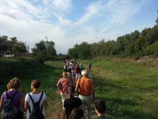 Visita all'Appia Antica a S. Maria delle Mole